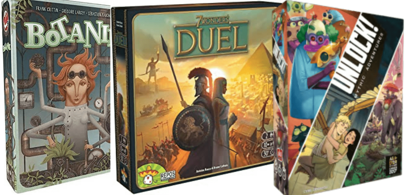 Celebrate Summer with Asmodee Board Games + a Giveaway