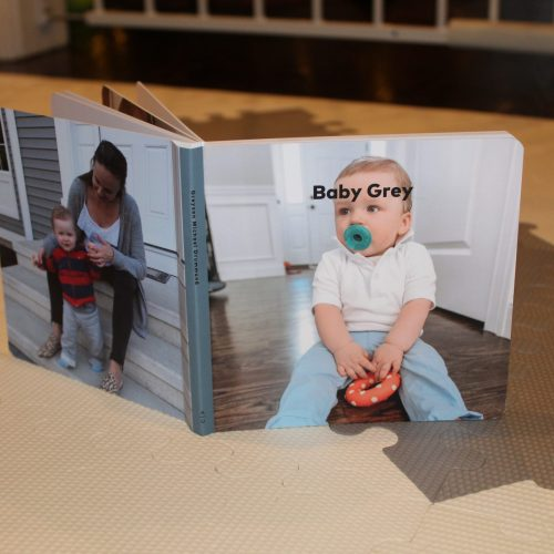 Personalized Baby Board Books