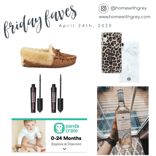 Friday Faves – April 24th, 2020