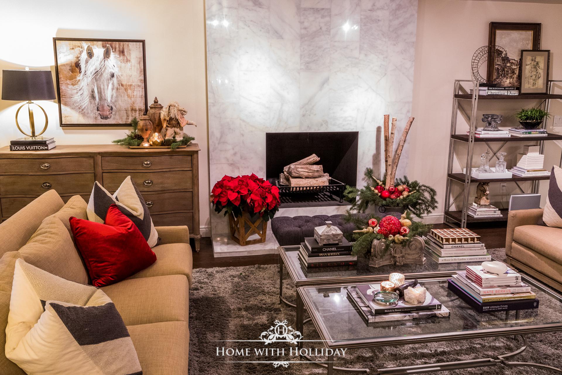 Christmas Home Tour - Basement - Home with Holliday
