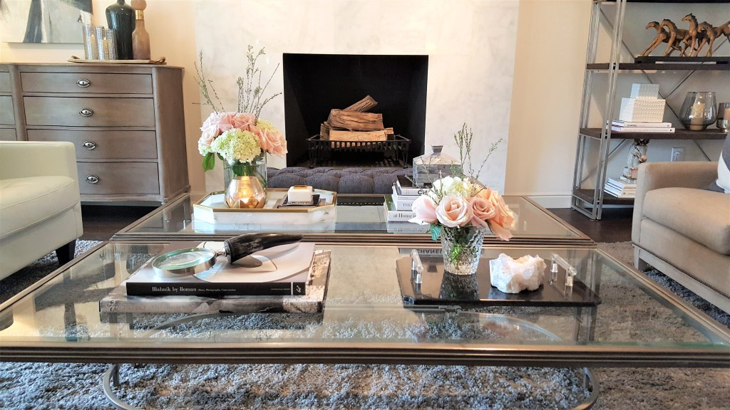 Simple Spring Home Decor Ideas - Home with Holliday