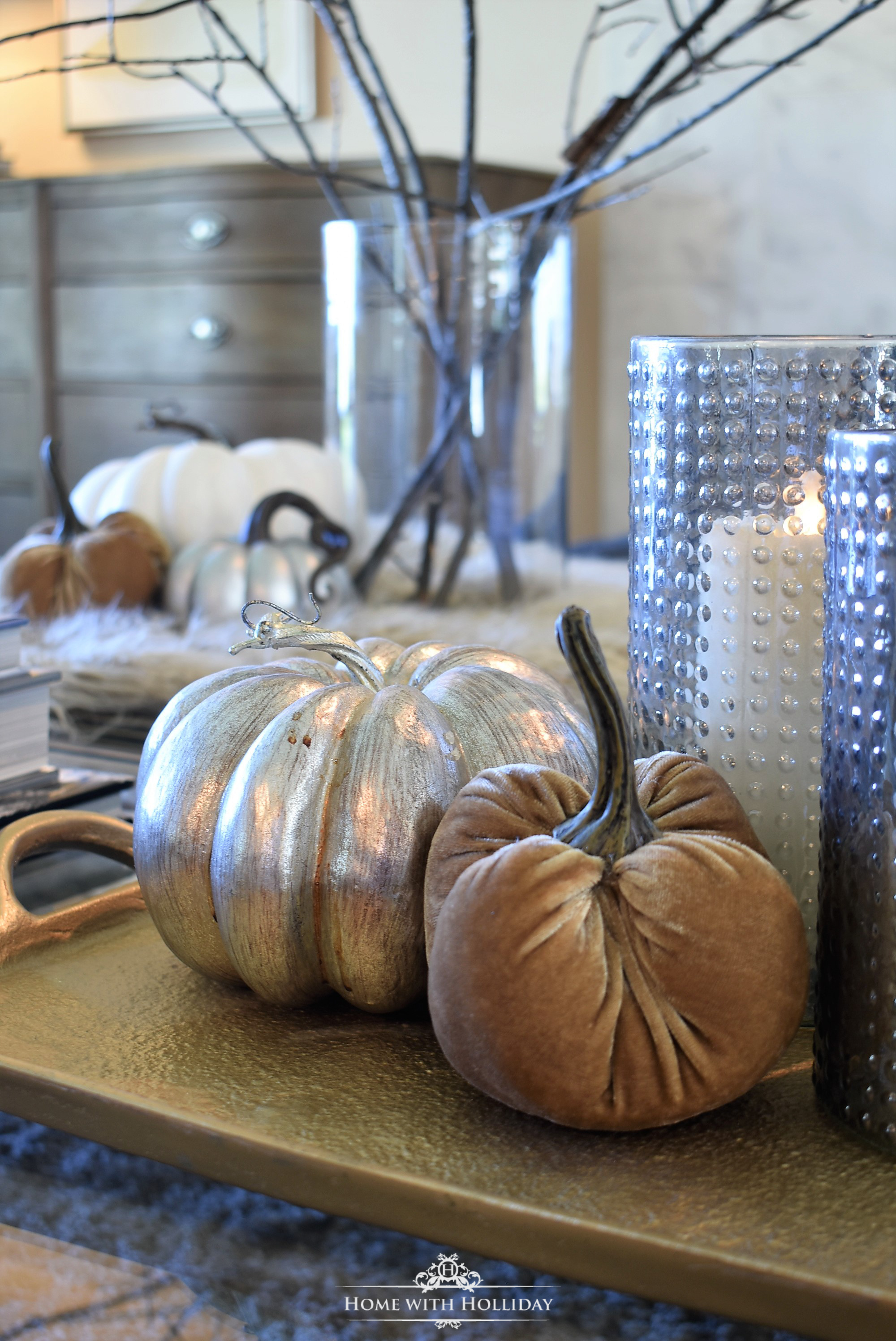 Easy and Creative Fall Decor Ideas 05