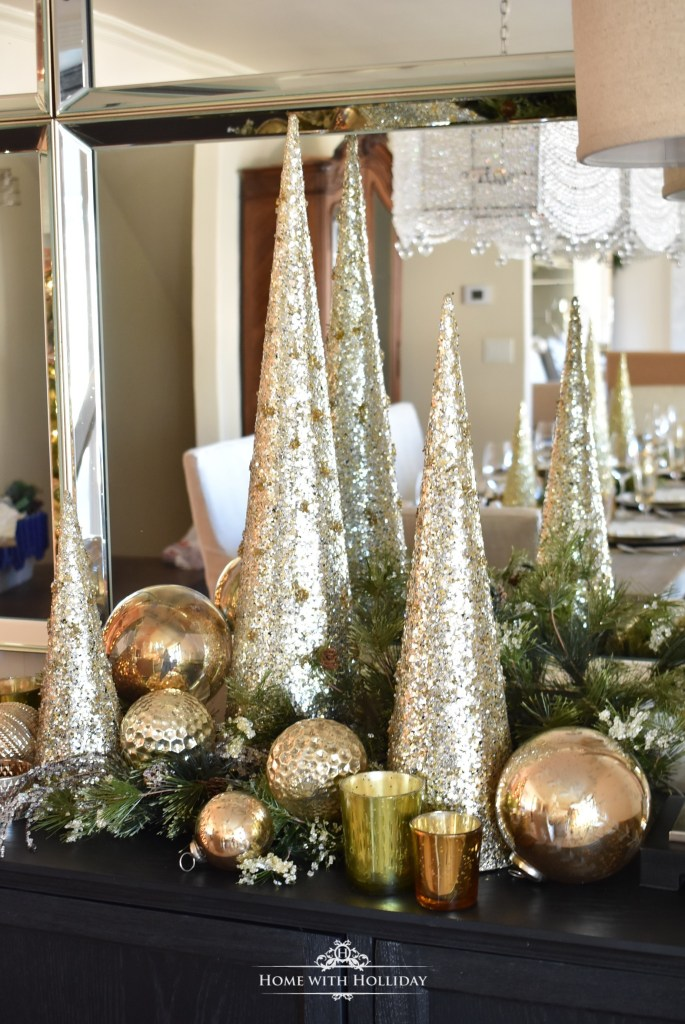 My Christmas Home Tour - Home with Holliday