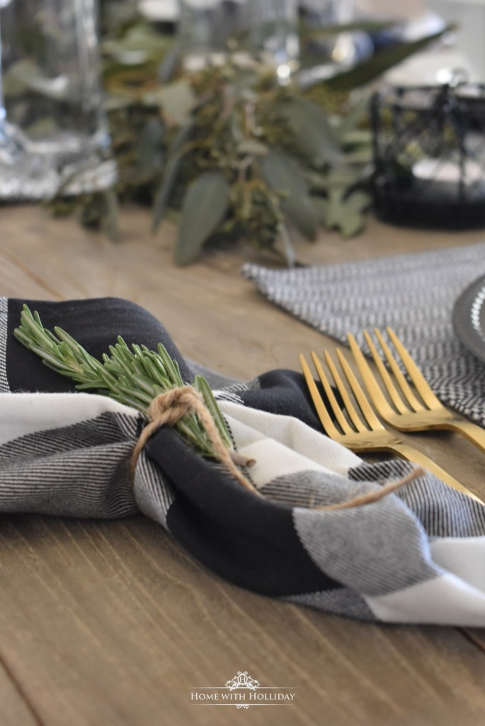 Easy Masculine Dinner Party Ideas - Home with Holliday