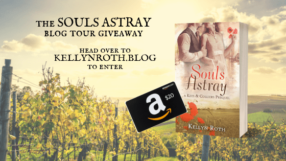 Giveaway Graphic for SA blog tour