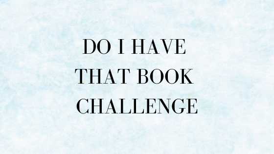 do-i-have-that-book-challenge