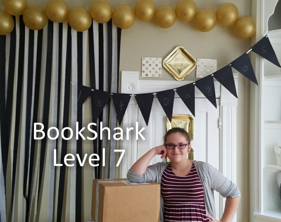 BookShark Level 7 from Homework and Horseplay