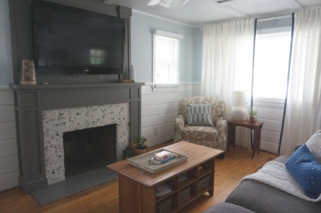 Fireplace design + install