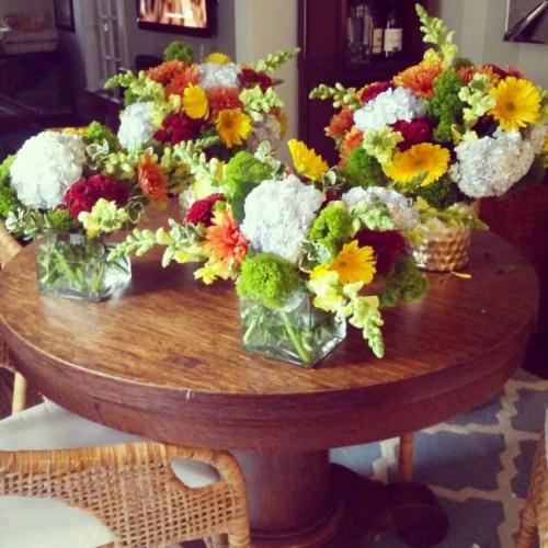 Event Floral Arrangements