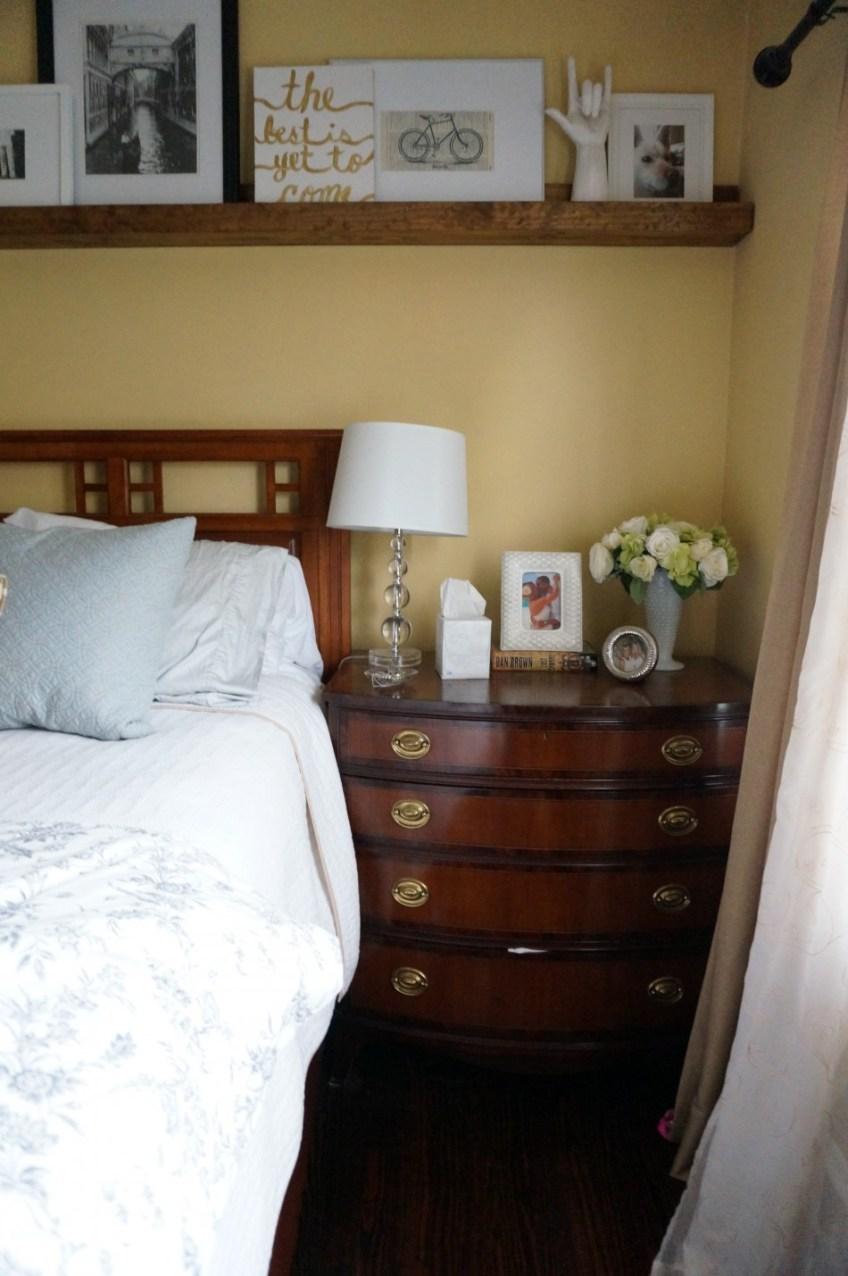 One Room Challenge: Master Bedroom Refresh