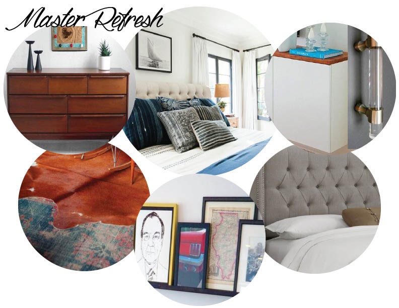 One Room Challenge: Master Bedroom Refresh