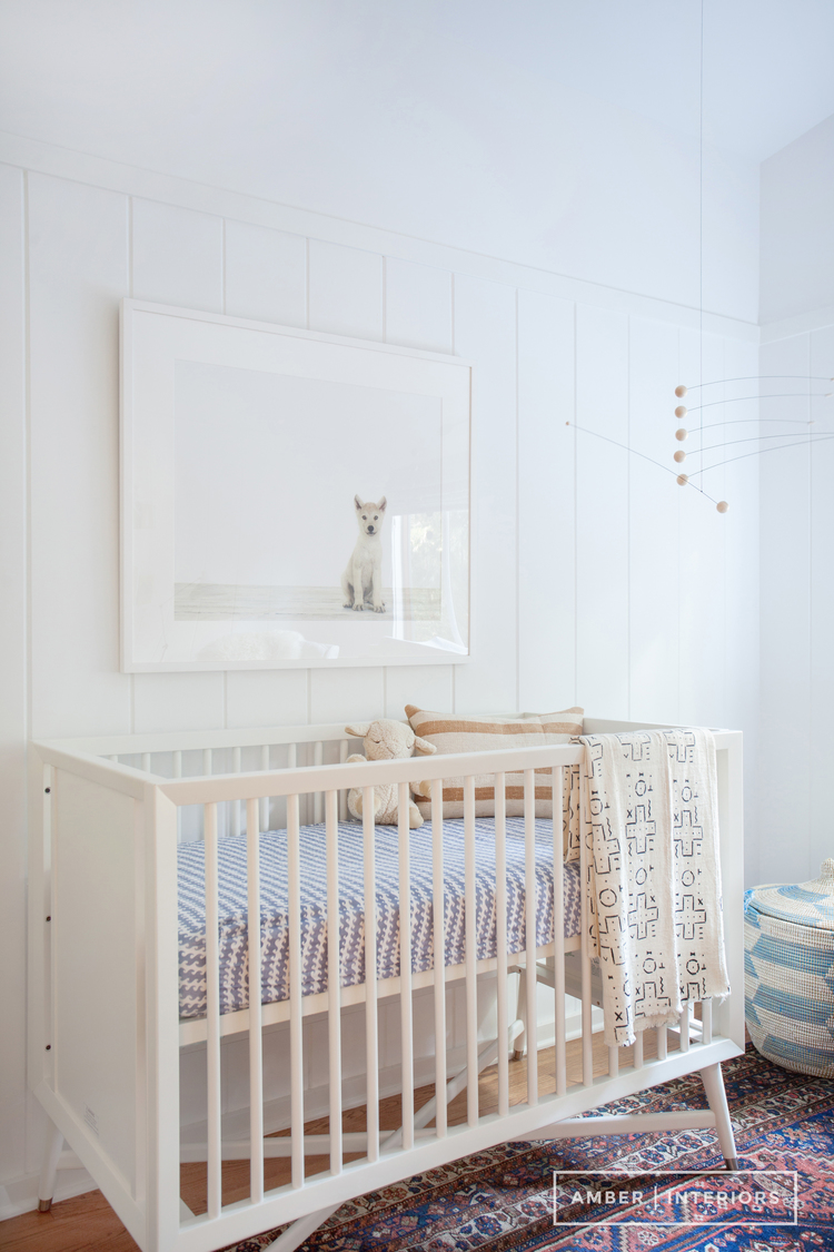 One Room Challenge: Baby Boy Nursery - HomeWork Design Co.
