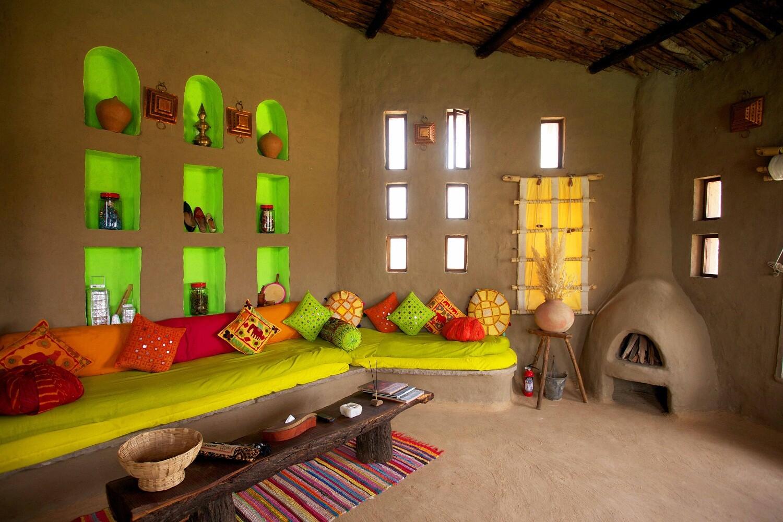 Lakshman Sagar Resort Tradition Ecology And