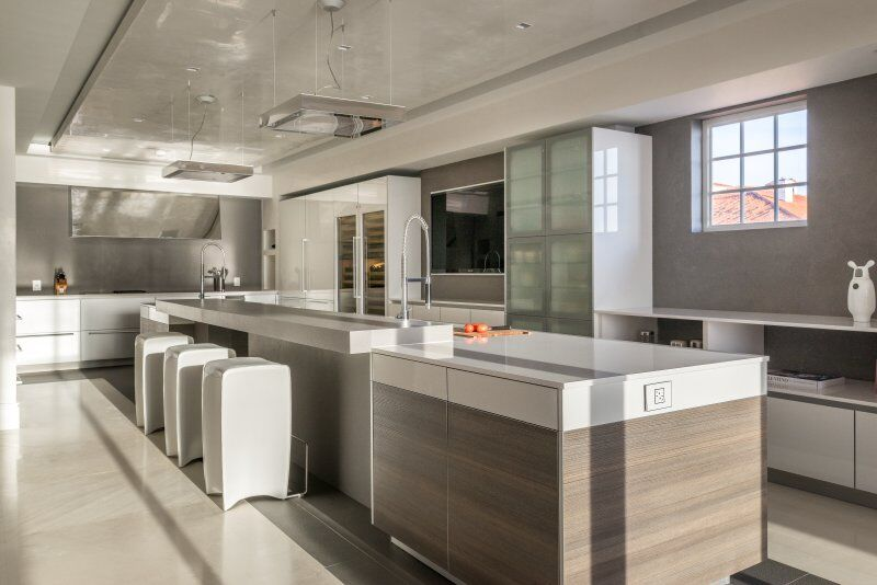 Award Winning South Florida Kitchen By Hausscape
