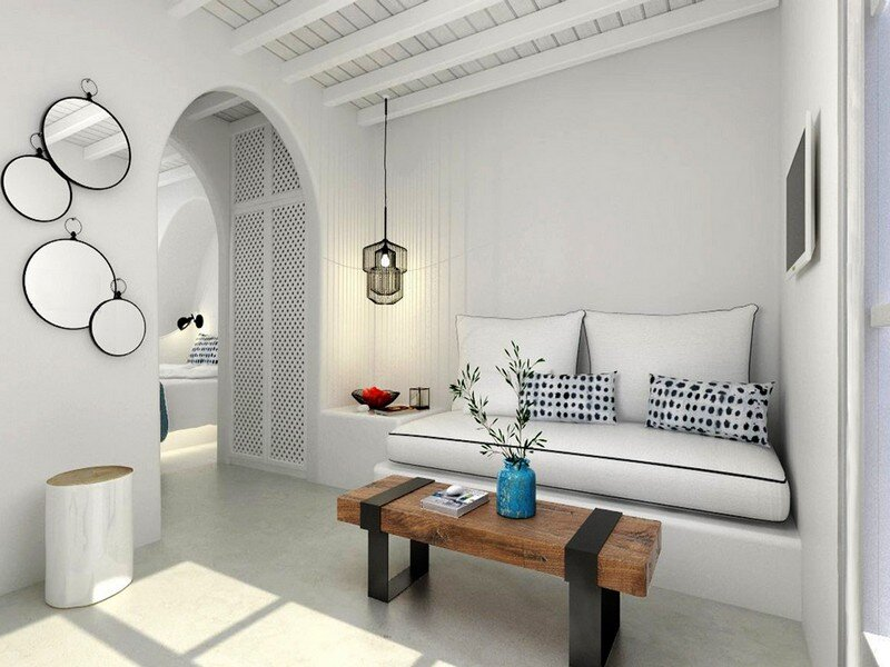 Cycladic House A Dilapidated Summer Home Renovated By KP