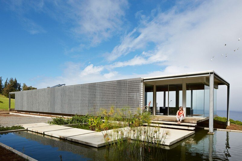 This Stunning House Offers Expansive Views Of The Coast Of