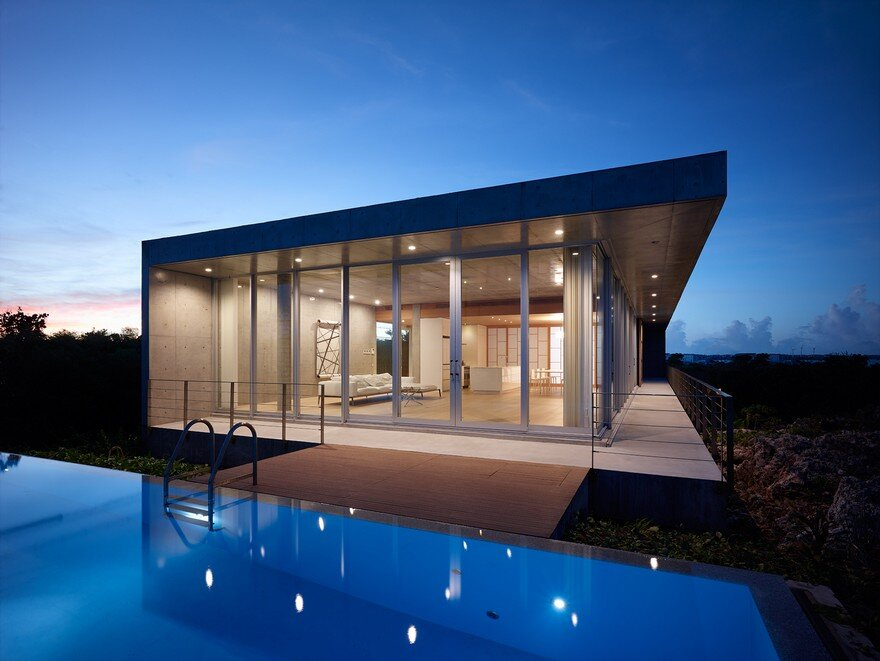 This House Provides A Meditative Retreat With Expansive