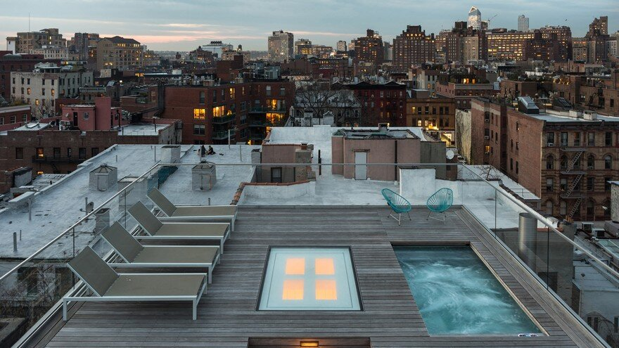West Village Penthouse Renovated And Reconfigured As An Open Home