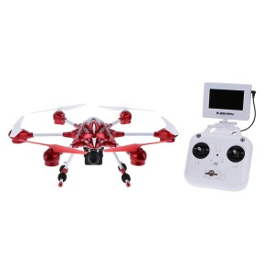 XX12 PROFESSIONAL RC QUADCOPTER DRONE