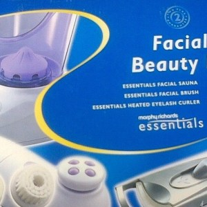 MORPHY RICHARDS FACIAL BEAUTY KIT