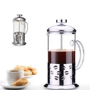 TEA & COFFEE PLUNGER