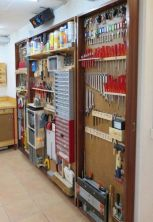 Awesome garage storage and organizations ideas 11 (source pinterest.com)