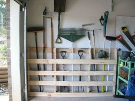 Awesome garage storage and organizations ideas 2 (source pinterest.com)
