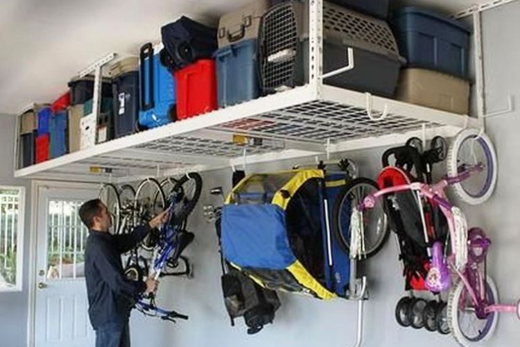 Awesome garage storage and organizations ideas