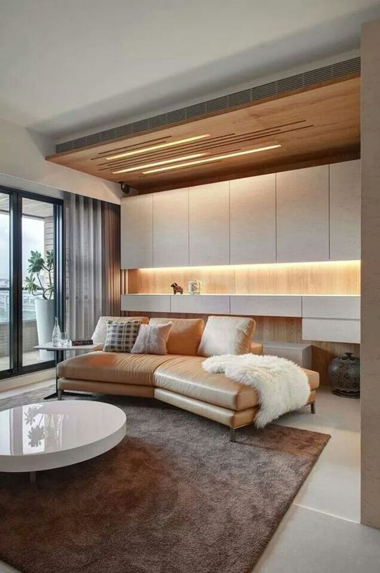 Best wood ceiling to make awesome home interior 15