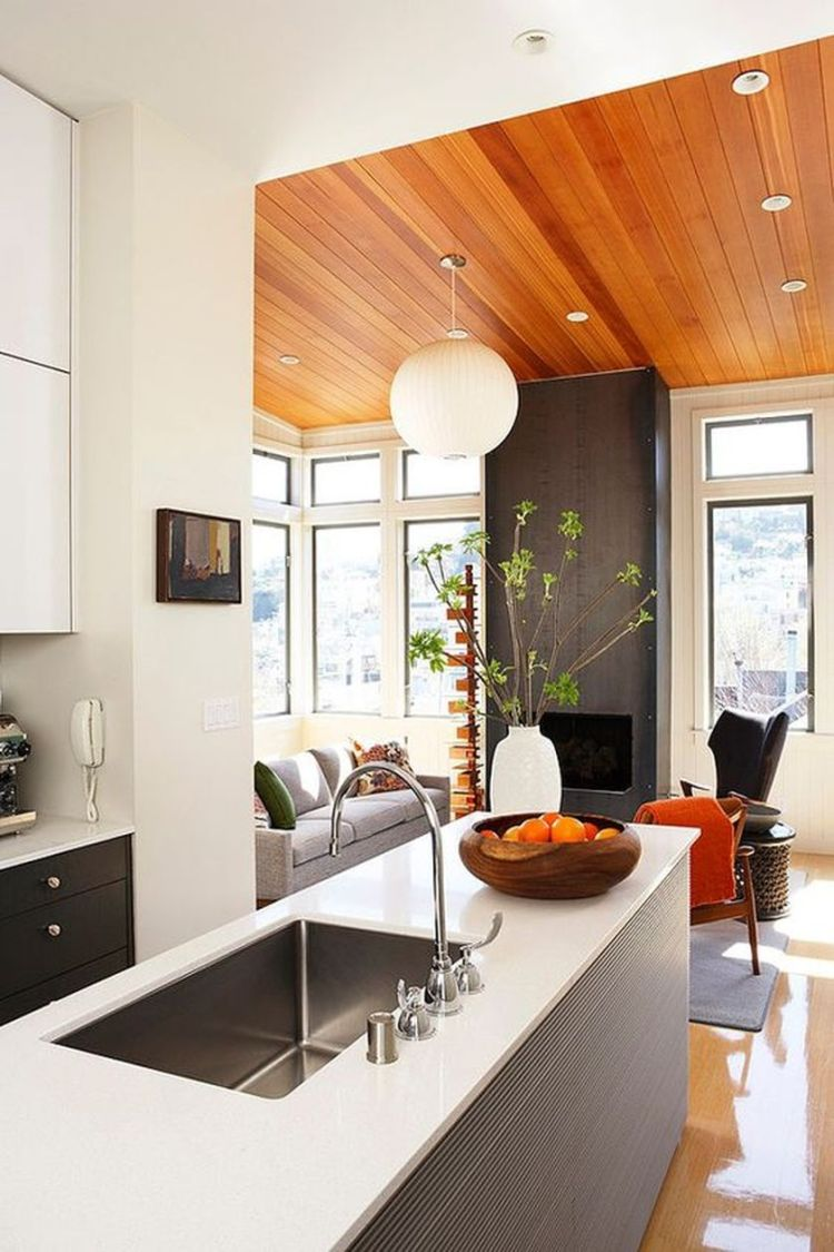 Best wood ceiling to make awesome home interior 9