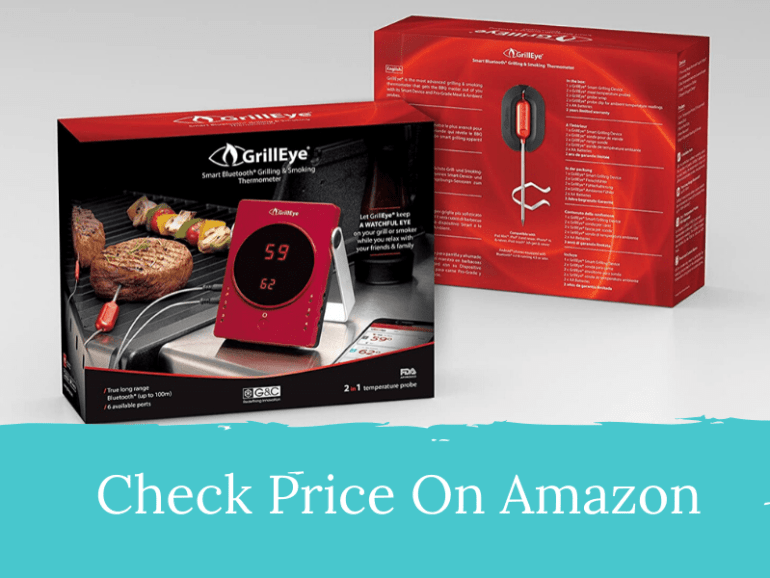 GrillEye GE0001 Thermometer