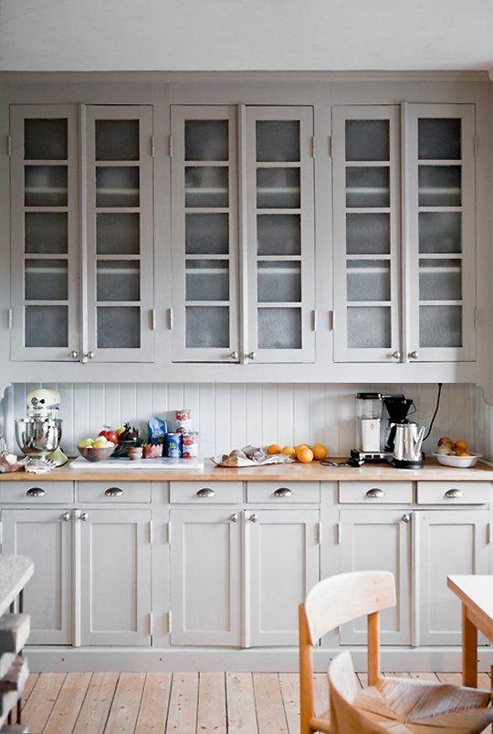 80 Amazing Kitchen Cabinet Paint Color Ideas 2018