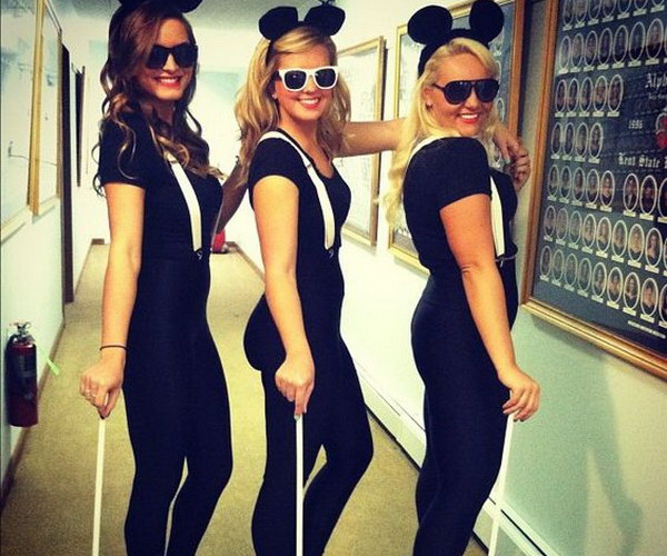 30 girl best friend halloween costumes
