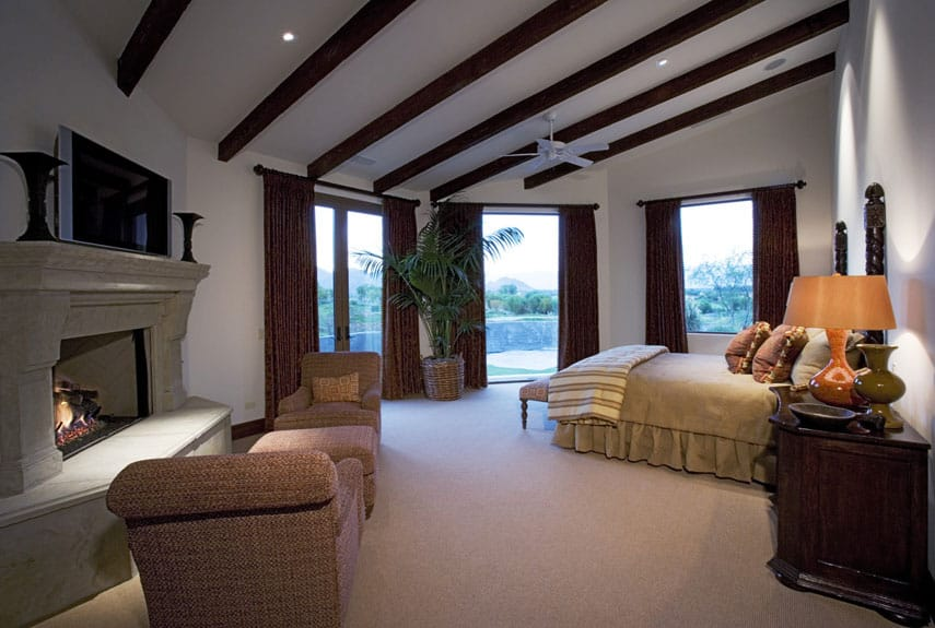 35 Well Decorated Professional Master Bedroom Ideas