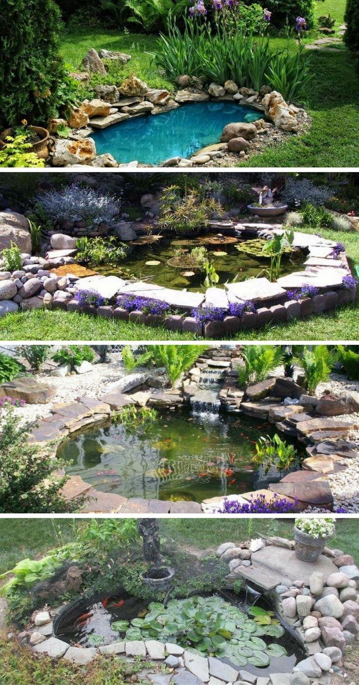 Koi Pond Ideas Pictures