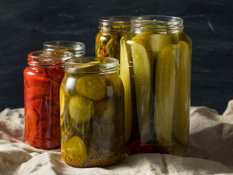 Are fermented food and pickle good for health? - Times of India