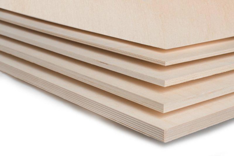 Birch Plywood 9mm BB/BB faced 2440x1220mm - Ashley Timber