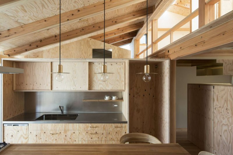 Japanese architects appreciate clean, natural and flexible plywood | South China Morning Post