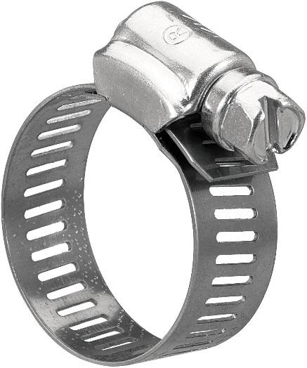 Amazon.com: Koehler Enterprises KE10BX 10 Piece Hose Clamp Box (Size SAE  10),silver: Automotive
