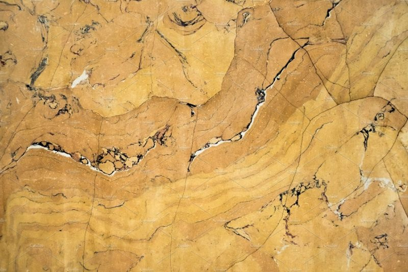 Dark Yellow Marble Texture | High-Quality Abstract Stock Photos ~ Creative  Market