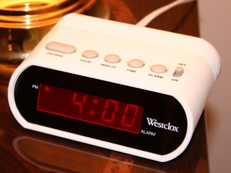 Digital clock - Wikipedia