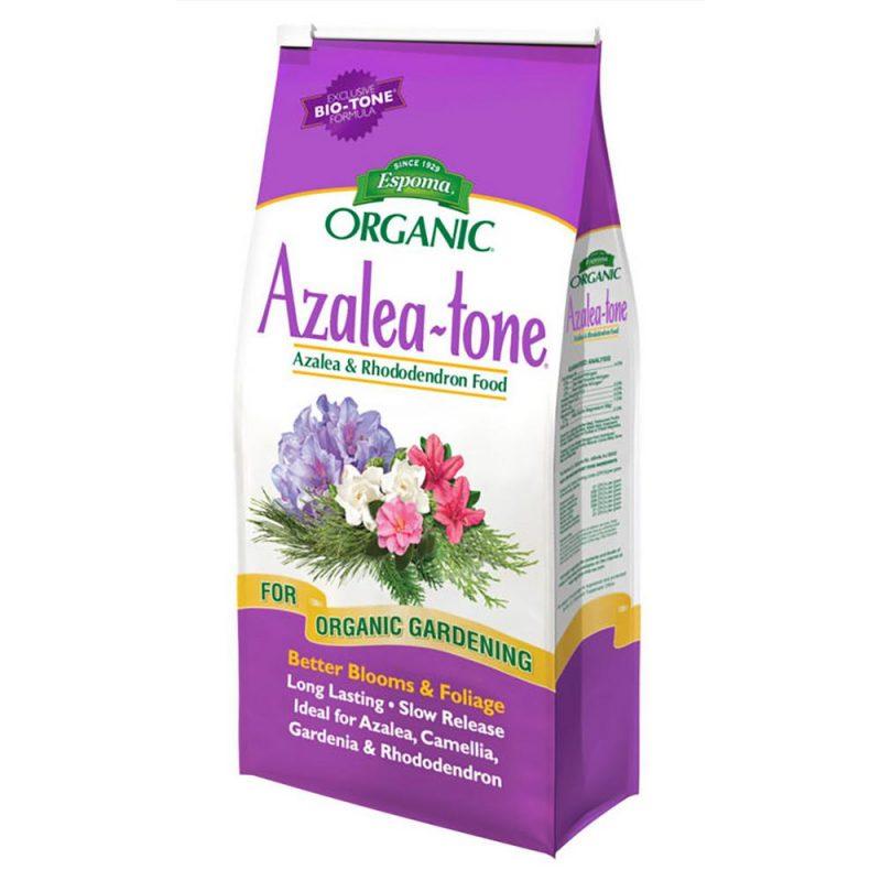 Espoma 8 lbs. Organic Azalea Tone Fertilizer-100534325 - The Home Depot