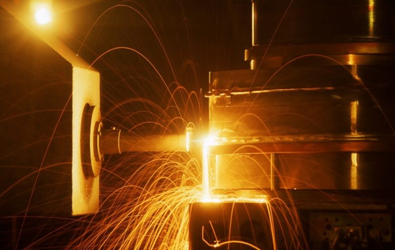 In-Chamber Electron Beam Welding - TWI