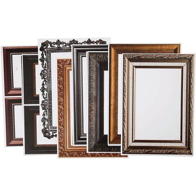 Metallic Frames - G1574283 | GLS Educational Supplies