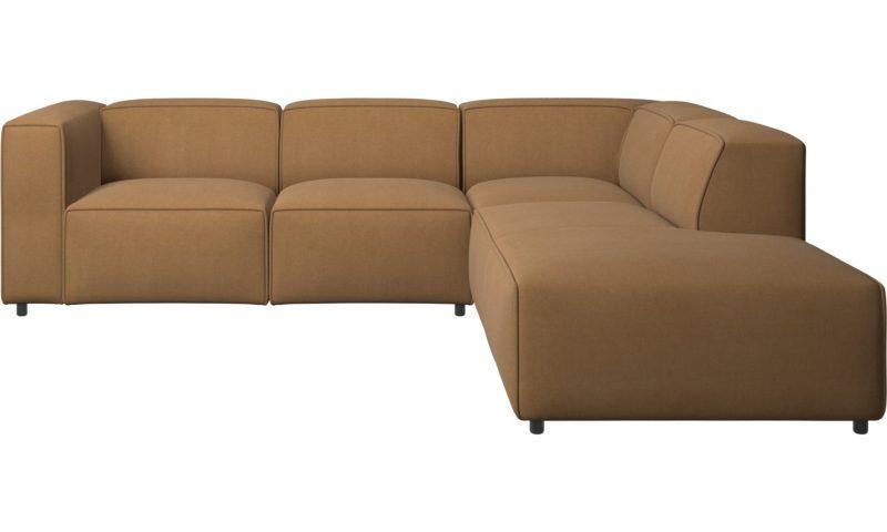 Recliner sofas - Carmo motion corner sofa - BoConcept