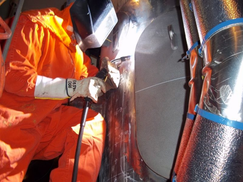 Specialty Welding & Machining Services | BHI Energy