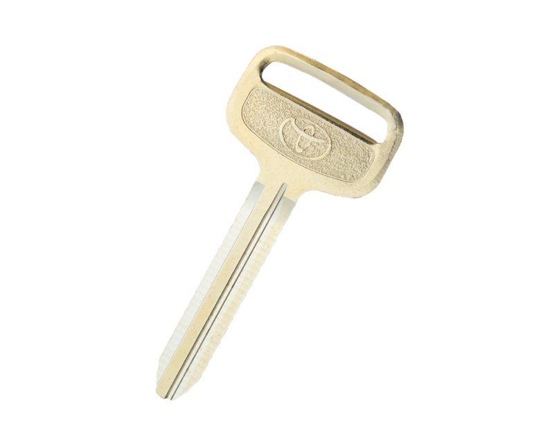 Toyota Genuine steel master key 90999-00186 | MK5031 | Emirates Keys