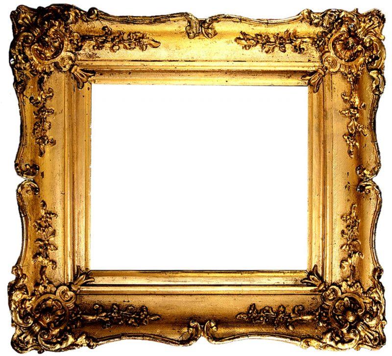 Vintage Gold Gilded Frames Free Printables! | Gold picture frames, Antique picture frames, Vintage frames