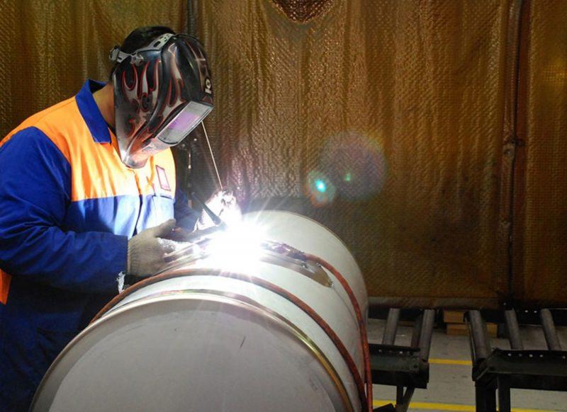 Welding | Hilton Manufacturing