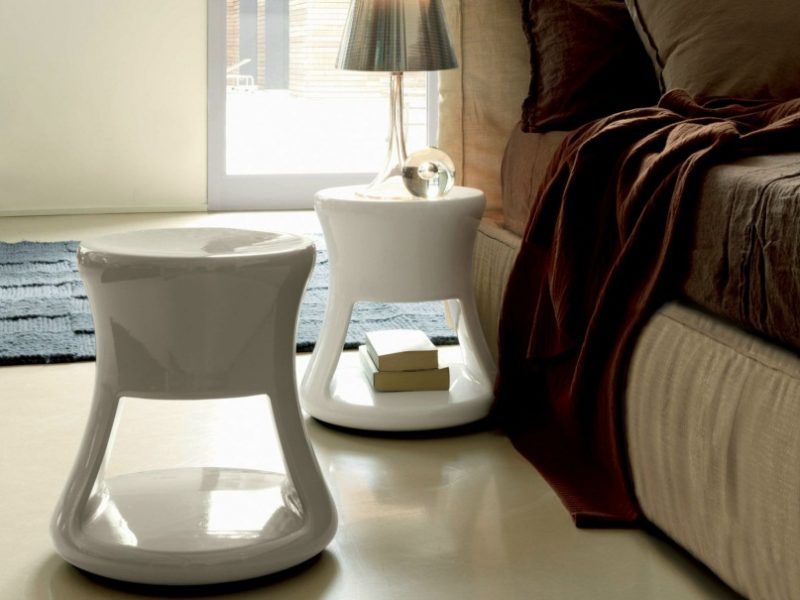 茶几 / 床边柜 EBO 茶几系列 by Bontempi Casa (With images) | Coffee table, Bedside table, Furniture